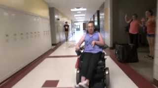 Disability Etiquette Gone Wrong: Power Wheelchairs
