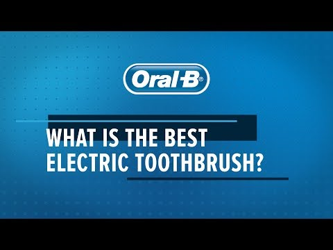 Oral-B: What is the best electric toothbrush?