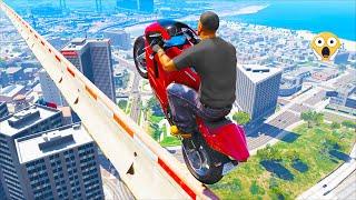 GTA 5 AMAZING Skills #6 (GTA 5 Epic, Stunts, Fails, Wins, Jumping, Thug life)