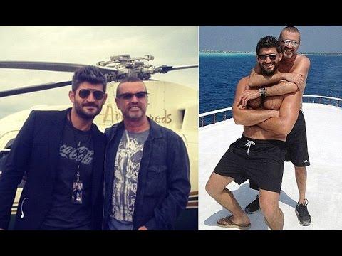 George Michael 'tried to end relationship with boyfriend Fadi Fawaz'