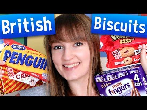 British Biscuits!