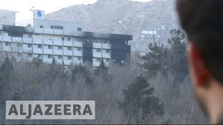 🇦🇫 Deadly Kabul hotel siege investigated as
