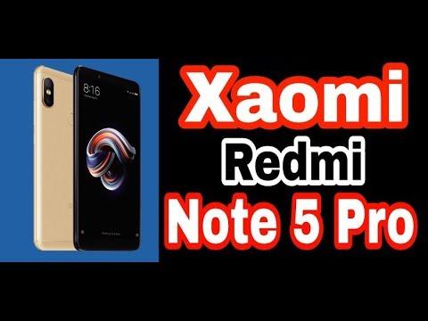 Xaomi Redmi Note 5 Pro | Price, Rs, 13,999 4GB Ram & 16,999 6GB Ram