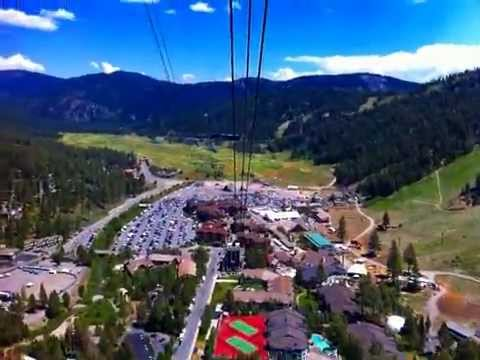 Squaw Valley Cable Car Time Lapse