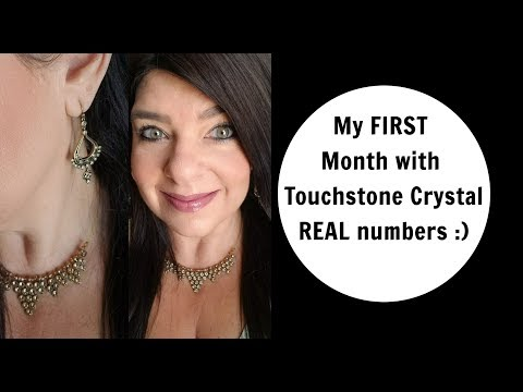 My First month with Touchstone Crystal by Swarovski