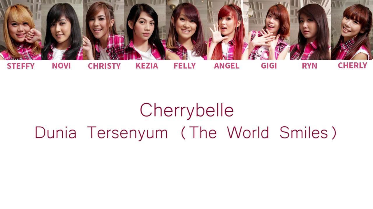 Cherrybelle - Dunia Tersenyum