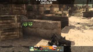 joshlee99 - MW3 Game Clip