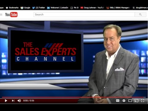 The Sales Experts Channel Introduction Video 2017