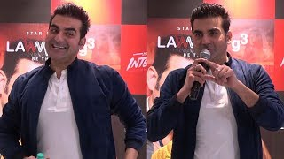Arbaaz Khan's Funny Moments With Media While Talking About Salman Khan's Dabangg 3