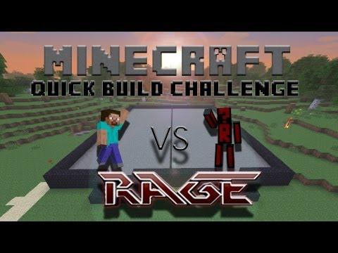 Minecraft Quick Build Challenge - Traps!