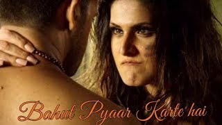 Bahut Pyaar Karte hai |Zareen Khan |1921|Hot song