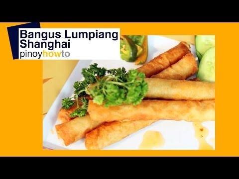 Shanghai Recipe: Lumpiang Shanghai na Bangus | Pinoy How To