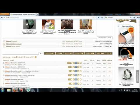 HOW TO FREE DOWNLOAD MOVIES WITH KICKASS TORRENT!