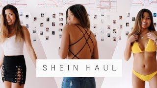 I SPENT $100 SHEIN HAUL || Try On // Review