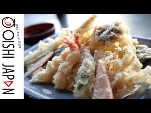 Master Chef's Tempura Sauce  |  板前式!天ぷらソースの作り方