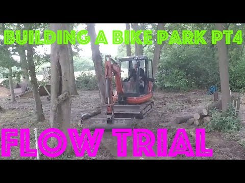 BUILDING A FLOW TRAIL!!!
