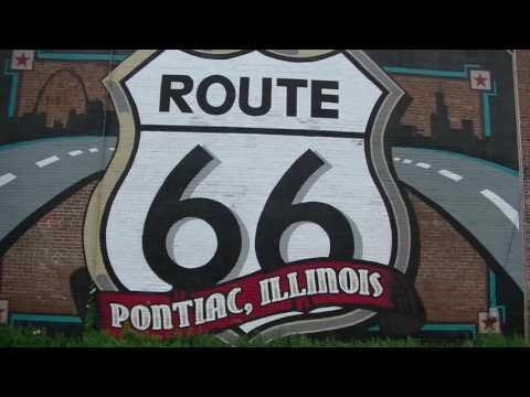 Route 66 June 2014 Part 2 - Chicago -- St. Louis