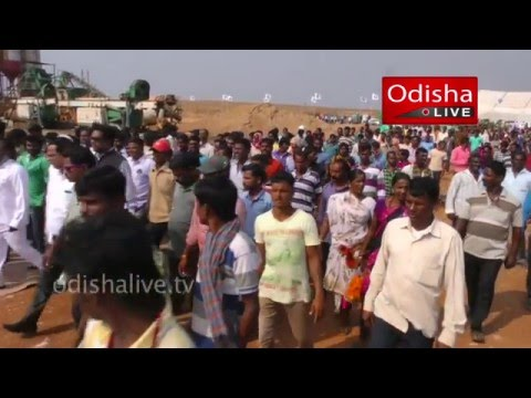Gopalpur Port Reopens - A Video report