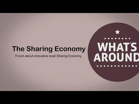 Berkeley Entrepreneurs Forum/Peterson Series: The Sharing Economy