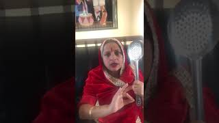 Funny Mom mimicking Radhe Maa