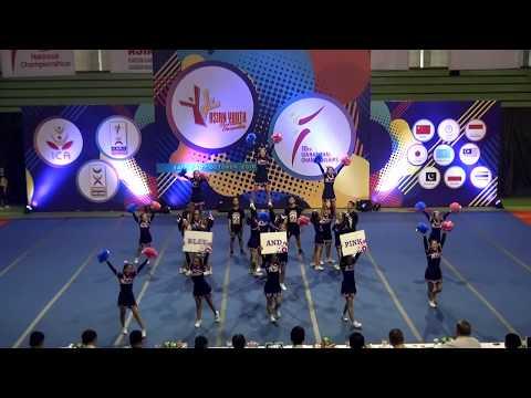 Xxx Mp4 BARSTWO Jawa Barat 3rd Place Team Cheer Allgirl Intermediate ICANC 2018 3gp Sex