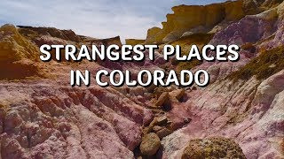 Download The Most Unique or Strangest Places in Colorado Video