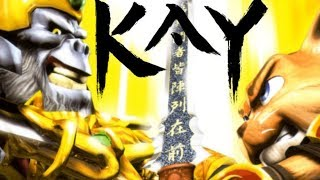 Legend of Kay Walkthrough Gameplay