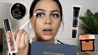 Full Face Testing NEW Makeup | ABH Subculture + More