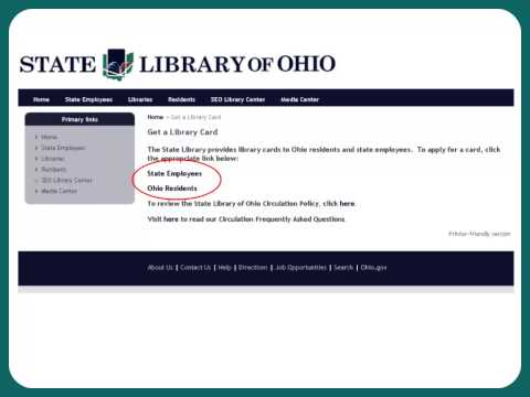 Library Card 411