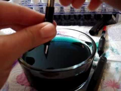 Cleaning Fountain Pens Part 1