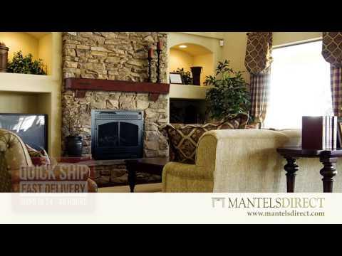 Fireplace Mantel Shelves | Mantels Direct | 1-888-493-8898