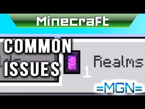 Minecraft PE - Realms update issues - install/get on iOS