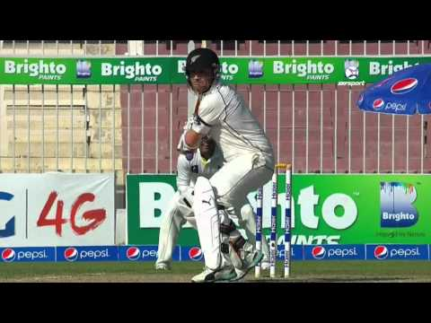 THE CRICKET SHOW: Brendon McCullum v Pakistan 2014 | SKY TV