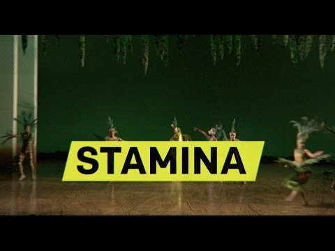ESPN Sport Science Meets THE LION KING: Stamina