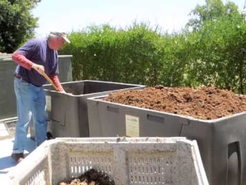 Aerated Composting System