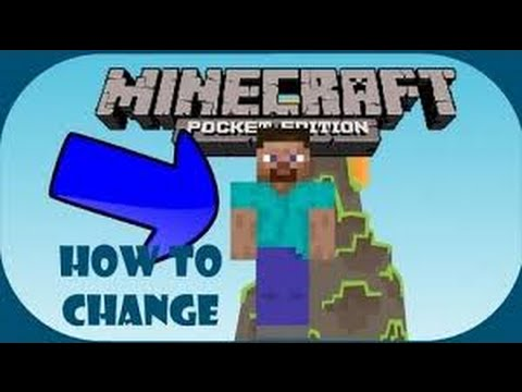 Minecraft Pe-How to change your skin (With iFile)