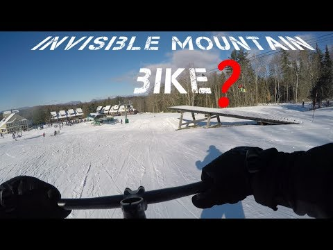 Invisible Mountain Bike | Burke Mountain DH Park