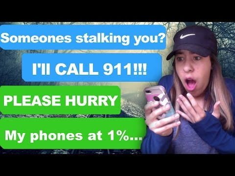 MY BOYFRIEND DIED WHILE TEXTING ME!?!? (Tap | 12%)