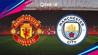 Manchester United vs Manchester City - Goals & Highlights - Premier League 2019