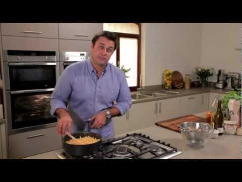 Authentically Italian Pasta Marinara Recipe