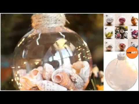 Clear Christmas Ornaments - Baby Christmas Ornaments