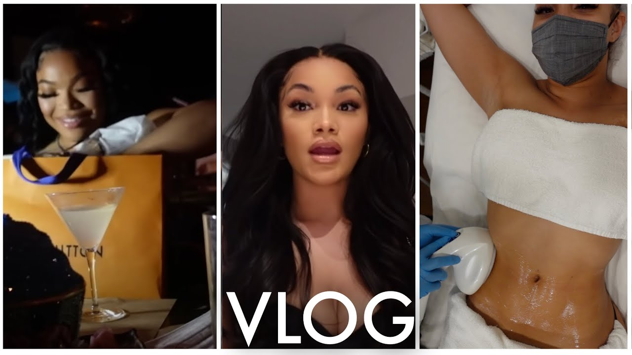 WEEKLY VLOG! @Kirah Ominiqué BIRTHDAY CELEBRATION + PREPPING FOR VACAY + MORE | ALLYIAHSFACE VLOG