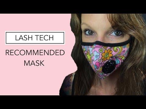 Vogmask for Lash Techs