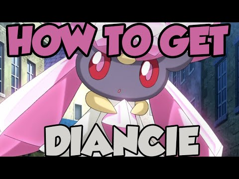 How to get DIANCIE! WORLD RELEASE for Legend DIANCIE! Pokemon Omega Ruby Alpha Sapphire