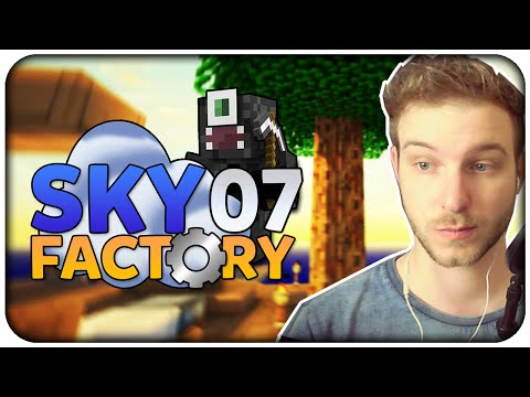 RUBBER, NICE! - Minecraft SKY FACTORY #07 | Zinus