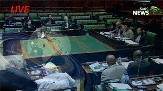 Parliamentary Inquiry into State Capture, 20 October 2017 Part 2