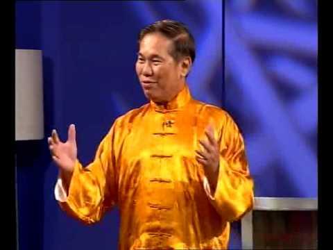 Grandmaster Wong Kiew Kit on RTE1 Ireland (Live)