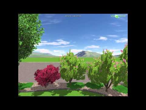 full landscape design by Dino's Landscape