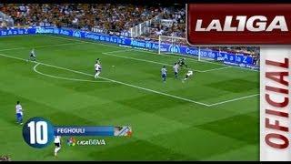Top 10 goles del Valencia CF 2012/2013