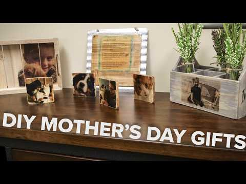 Top 4 Easy DIY Mother's Day Gift Ideas